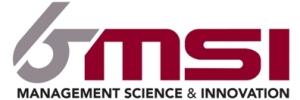 Management Science & Innovation Logo